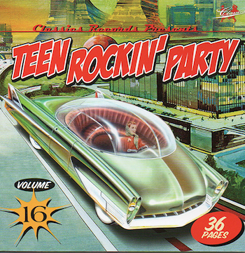 V.A. - Teen Rockin' Party Vol 16